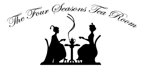 The Four Seasons Tea Room logo for menus