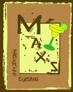 Max's Mexican Cuisine Logo for tasting