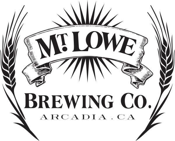 Mt. Lowe Brewing Co. Logo for sponsorship
