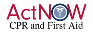 Act Now CPR and First Aid logo