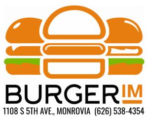 BurgerIM logo a bronze sponsor
