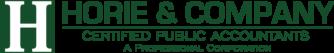 Horie & Company logo