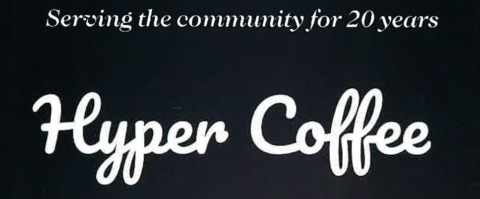 Hyper Coffee logo