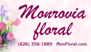 Monrovia Floral logo 2021