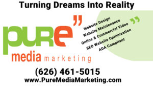 Pure Media Marketing Bronze Sponsor