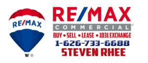 Steven Rhee ReMax logo