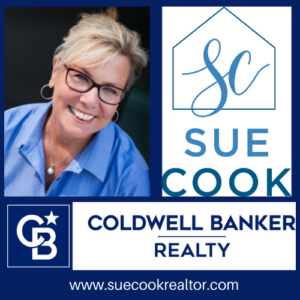Sue Cook Coldwell Banker logo