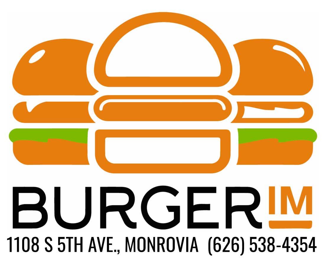 BurgerIM logo for menus