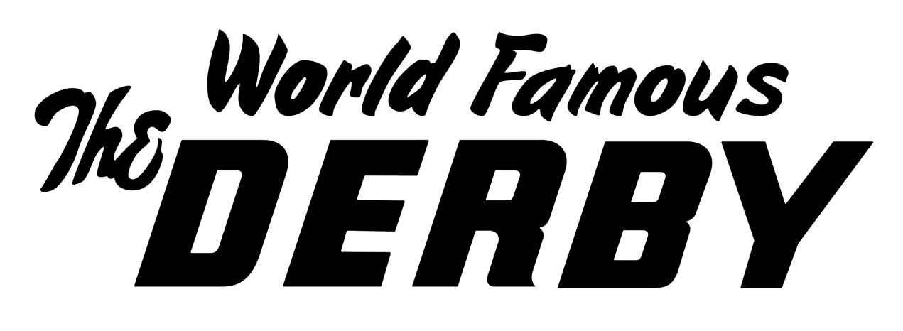 World Famous The Derby Logo