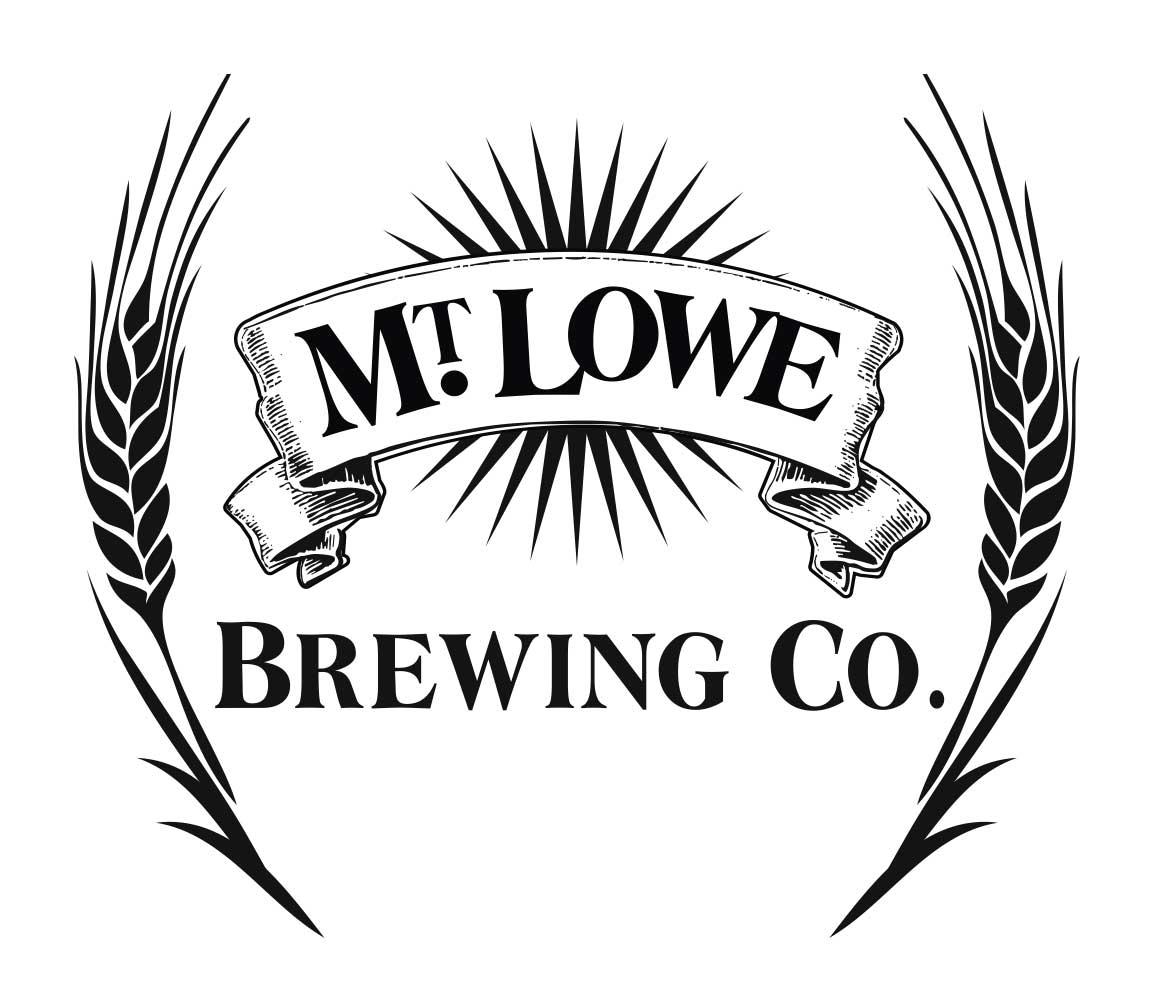 Mt. Lowe Brewing Company Logo