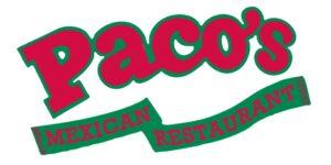 Paco's Mexican Restaurant logo
