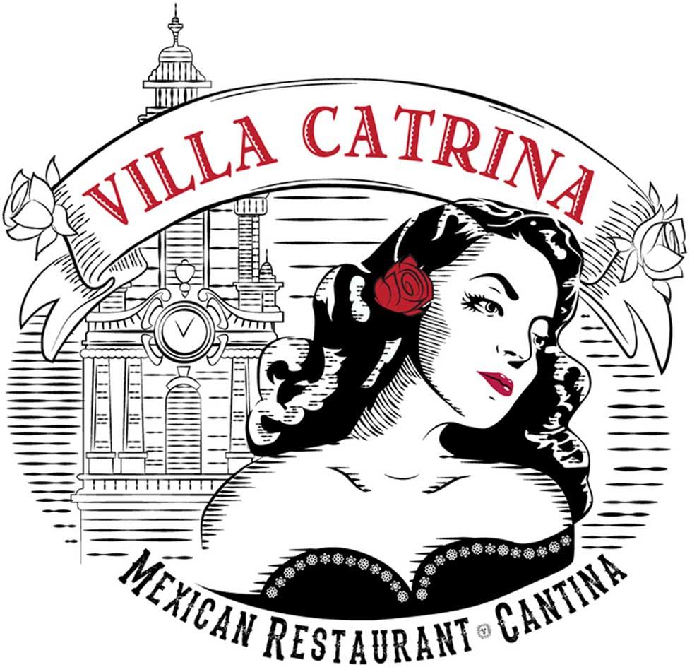 Villa Catrina Mexican Restaurant & Cantina Logo