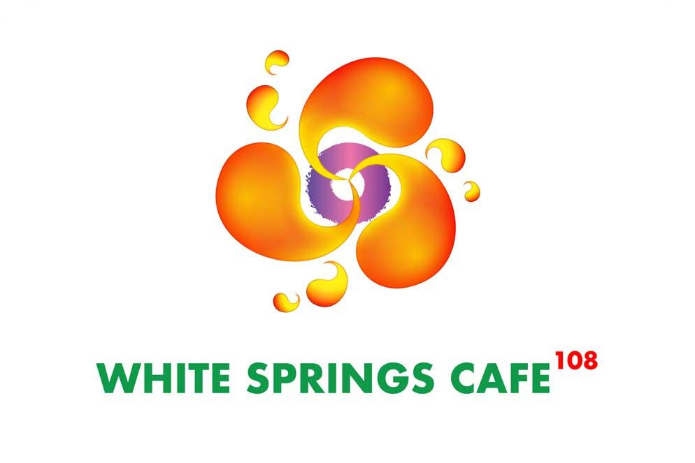 White Springs Café 108 logo