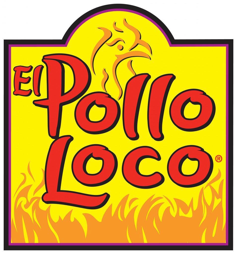 El Pollo Loco logo with chicken and fire