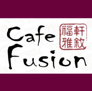 Cafe Fusion logo