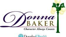 Donna Baker of Douglas Elliman realtor logo