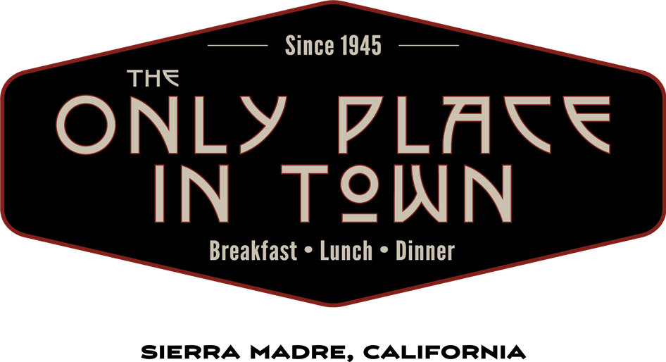 The Only Place In Town Logo
